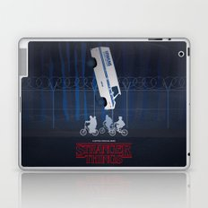 Stranger Things fan art Laptop & iPad Skin