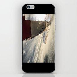 CR9 EC-JZR iPhone Skin