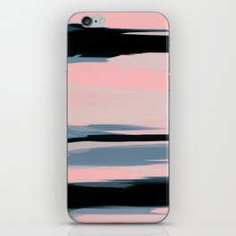 Soft Determination Peach iPhone Skin