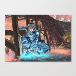 Daidoji Tomomi Canvas Print