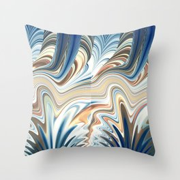 Balled of the Wind Throw Pillow