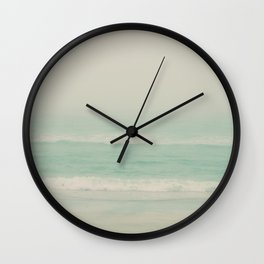 Lido Beach Florida Wall Clock