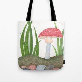 Amanita Muscaria Tote Bag