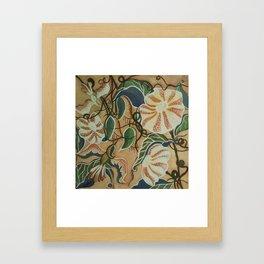 Floral-Musings-5 Framed Art Print