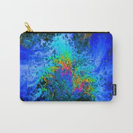 Oil On Pavement: Eruption Carry-All Pouch