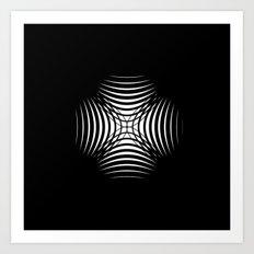 X like X Art Print