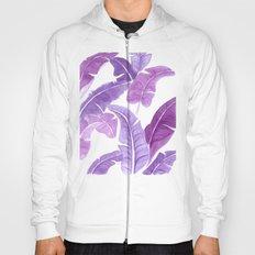 Purple Palms Hoody