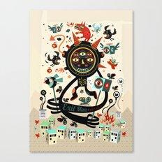 Le Thaumaturge Canvas Print