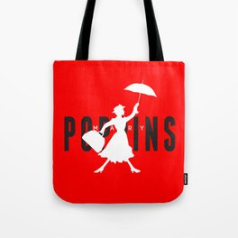 M. Poppins Tote Bag