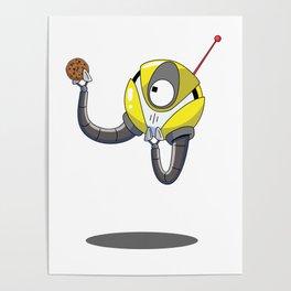 Kevin - KVN Cookie Poster