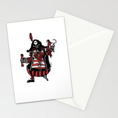 The Captain Pirate inspired by Captain Pugwash Stationery Cards