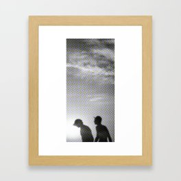 beachboys Framed Art Print