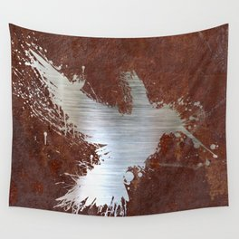 Hummingsplat - Rusty Wall Tapestry