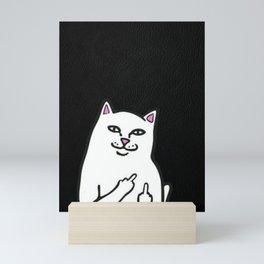 rip n dip Mini Art Print