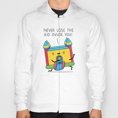The kid inside you Hoody