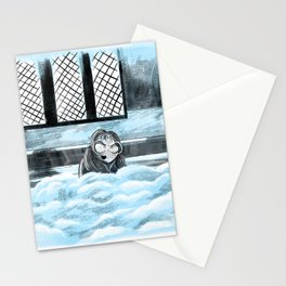 Moaning Myrtle Stationery Cards
