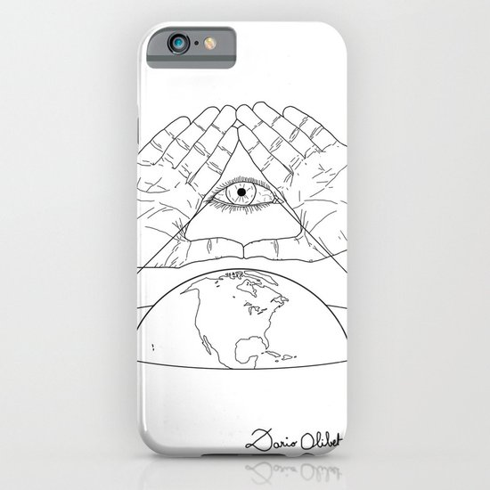 Annuit oeptis iPhone & iPod Case
