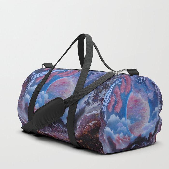 Full Moon - Maybe A Dream Duffle Bag