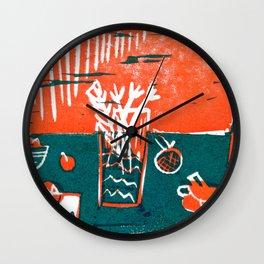 Naive Table Wall Clock