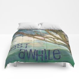 Rest Awhile Comforters