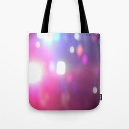 Concert Lights Tote Bag