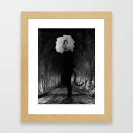 The Shortcut Framed Art Print
