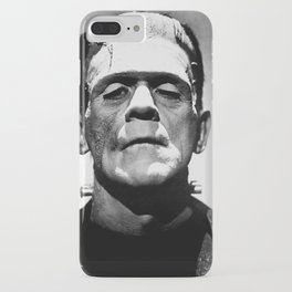 Frankenstien | Franky | Horror movies | Munsters | Gothic Aesthetics iPhone Case
