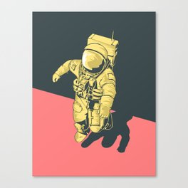 X-Over Canvas Print