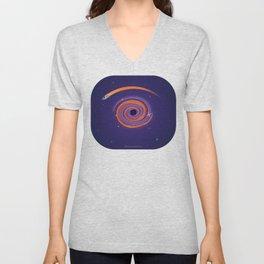 cosmic glance Unisex V-Neck