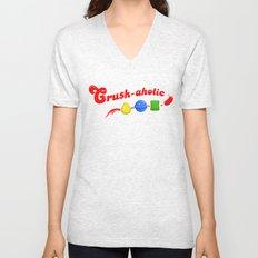Crush-aholic Unisex V-Neck