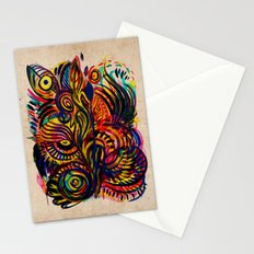 Beyond the Field Stationery Cards