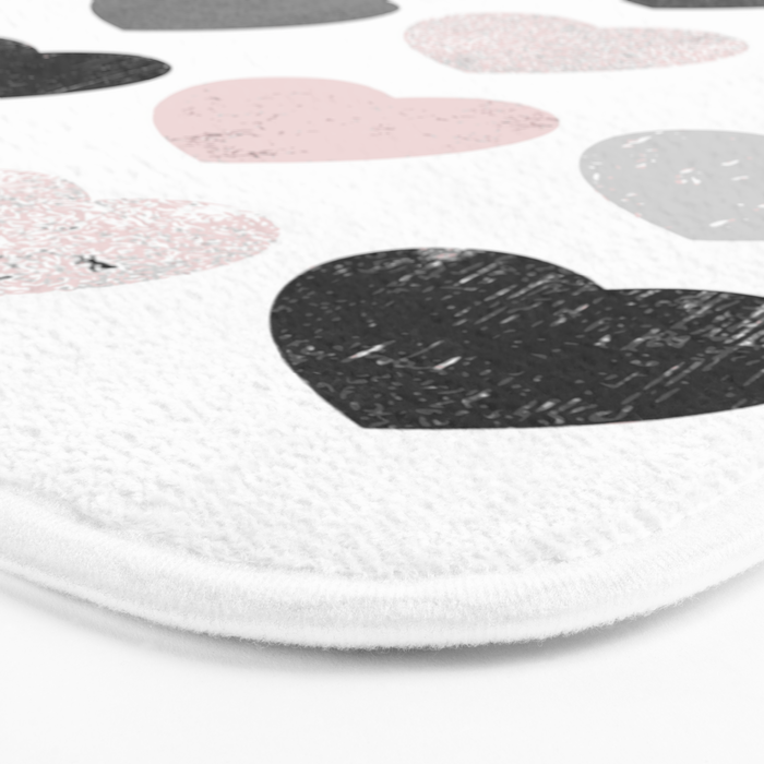 Full of love Bath Mat