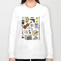 sherlock Long Sleeve T-shirts featuring Sherlock by Shanti Draws
