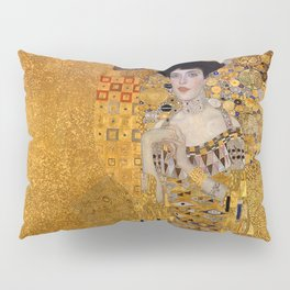THE LADY IN GOLD - GUSTAV KLIMT Pillow Sham