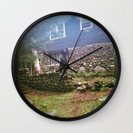 Adirondack Bear Wall Clock