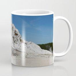 White Dome Coffee Mug