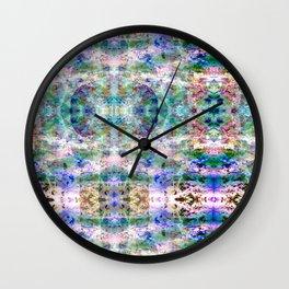 look inside Wall Clock