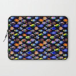 Bioluminescent Fish Laptop Sleeve