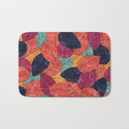 Let the Leaves Fall #05 Bath Mat