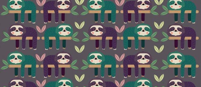 Sloth pattern Coffee Mug