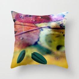 Lexeoxaawus Throw Pillow