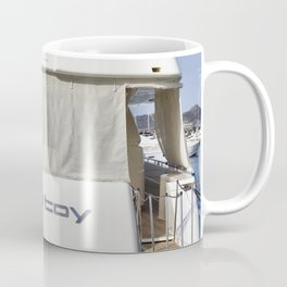 Ferretti 881 Powerboat Coffee Mug