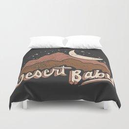 DESERT BABY Duvet Cover