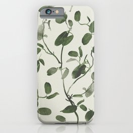 Hoya Carnosa / Porcelainflower iPhone Case