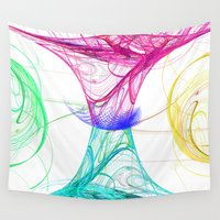 candy Wall Tapestries featuring candy by haroulita