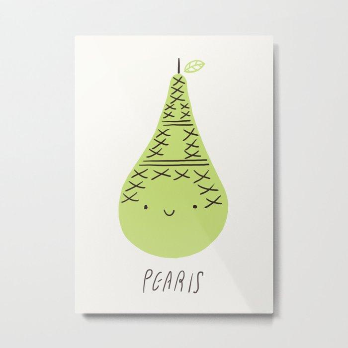 Pearis Metal Print