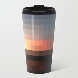 Pixel Travel Mug