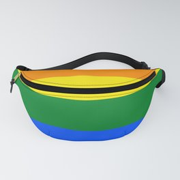 Pride Rainbow Colors Fanny Pack