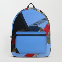 Rail Cro Backpack