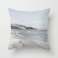 A Quiet Day Throw Pillow
